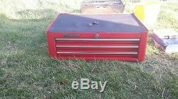 Snap On 3 Drawer Section Tool Cabinet Top Box kra3063 intermediate middle centre