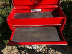 Snap On 3 drawer tool Chest / box / Cabinet