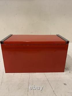Snap-On RED Miniature Mini Tool Box Drawers Small Cabinet/Jewelry box