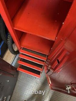 Snap On ResLocker Side Cabinet Four Drawer KRA5012
