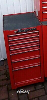Snap On Tool Box Side Cabinet Add On Drawers