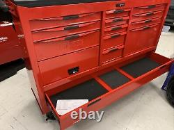 Teng TOOLS TCW207N 67in 13 Drawer Tool Box Roller Cabinet