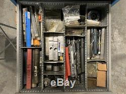 Tool Cabinet with tools 6 Drawers Milling Machine & CNC lathe
