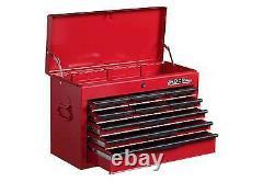 Tool Chest New Hilka Red 9 Drawer Metal Garage Tools Storage Box Cabinet Unit