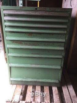Tool Drawers Cabinet Workshop Storage