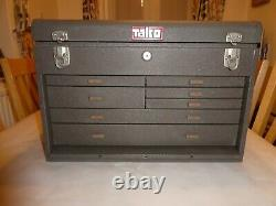 Toolmakers Machinists Box Tool Cabinet Steel 7 Drawer made by TALCO