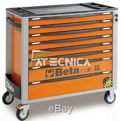 Trolley Chest of Drawers Tool Holder Mobile beta C24SA-XL 8 / Or Eight