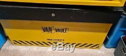 Van Vault 2 and Van Vault stacker drawer system
