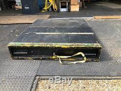 Van Vault Slim Slider Van Drawer System used but working perfectly