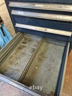 Vidmar 8 Drawer Tooling Tool Cabinet Workshop Storage