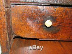 Vintage Engineers Multidrawer tool box chest 8 Drawer tool cabinet
