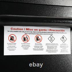 10/15 Tiroirs Outil Coffre De Rangement Noir Rouleau Cabine Rouleau Cabinet Coffre Noir / Bois