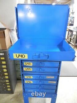 12 Armoire À Outils De Tiroirs 20x16x60 Boulons De Rangement Lave-linge Écrous Autres