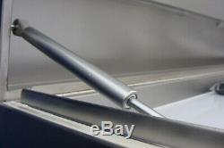26 Tiroir-nous Pro Atelier Coffre À Outils Cabinet Boîte En Acier Inoxydable 54 Mint Cond