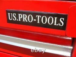 28 Us Pro Tools Tool Coffre 23 Tiroirs! Armoire À Outils Latérale Finance Disponible