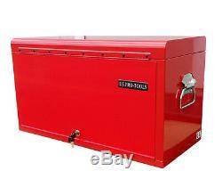 33 Armoire De Coffre À 6 Tiroirs Us Pro Tools En Acier Rouge Très Résistant