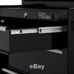 4 Tiroirs Cabinet De Roulement D'outils Avec Roulement À Billes Diapositives, 26w