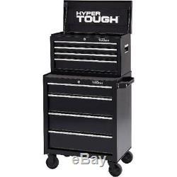 4 Tiroirs Outil De Roulement En Acier Box Cabinet Garage Rangement Organisateur Coffre Panier