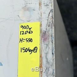 6 Tiroirs Funky Rétro Armoire À Outils De Fichier Plan D'adelaide Peinture 900x1200x550mm Wht