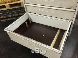 6 Tiroirs Outils Garant Cabinet Sur Roues (sg2129)