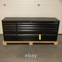 72 Deluxe 15 Tiroir Outil Roulant Cabinet 9833-9838