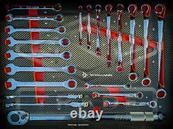 Armoire De Chariot D'outil Avec Des Outils Atelier De Stockage Boîte À Outils Boîte À Outils Toolchest