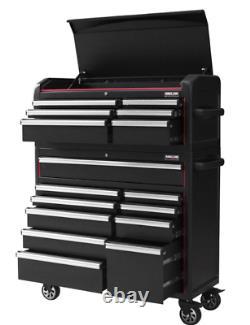 Armoire Verrouilleur Signature Redline Drawer Top Garage Tool Chest Storage Workshop