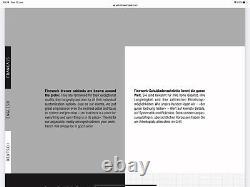 Armoires De Tiroirs À Outils En Métal D'allemand Frere X4 Unités. Fabriqué En Suisse