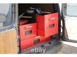 Armorgard Tkd1 490x1105x300mm Tiroir À Outils Van Sécurisé Moyen
