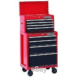 Artisan 26 À 4 Tiroirs Coffre À Outils Boîte De Rangement Roulant Cabinet Garage Organisateur