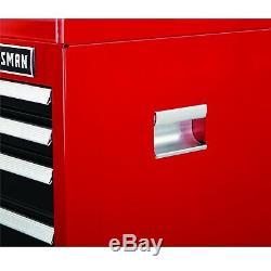 Artisan 41 À 4 Tiroirs En Acier Robuste Top Coffre À Outils Boîte De Rangement Cabinet