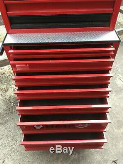 Beta C23 7 Tiroirs Cabinet Rouleau Et C24 8 Tiroirs Outil