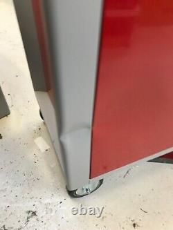 Bêta C24s/8 8 Tiroirs Mobile Roller Cabinet Rouge 024002083