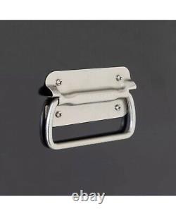 Boîte À Outils De Tiroirs De 13 Poids Lourds Boîte À Outils De Coffre À Roulettes Atelier De Rangement De Garage