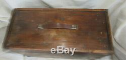 Boîte À Outils Multidrawer Vintage Poitrine 7 Ingénieurs Armoire À Outils Tiroir Boîte À Outils