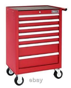 Britool E010231b 7 Tiroir Roller Cabinet Boîte À Outils Roll Cab Rouge