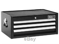 Britool Expert E010225b Coffre À Outils À 3 Secteurs Ouvrant, Cabinet, Box - Noir