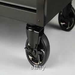 Cabinet 6 Tiroirs Roulant À Outils Mobile Workbench 36 Pouces De Large X 24,5-in Deep