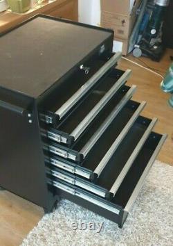 Cabinet D'outils À 6 Tiroirs Avancé De Halfords