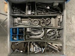 Cabinet D'outils Avec Des Outils 6 Tiroirs Fraiseuse & Tour Cnc