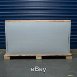 Cabinet De Coffre De Boîte À Outils De Banc De Travail De Tiroir De L'acier Inoxydable 55 9874-9882