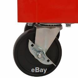 Case Atelier Outil Chariot Porte-outils Panier Rouleau Avec 10 Cabinet Tiroirs Verrouillables Uk