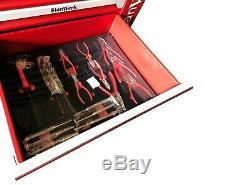Chariot Outil Cabinet Avec 399 Outils Atelier Acier Toolbox D'outils Rrp1350