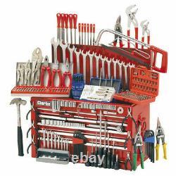 Clarke Cht634 Mécanique Coffre À Outils Et Outils Armoire De Stockage 9 Atelier Tiroir