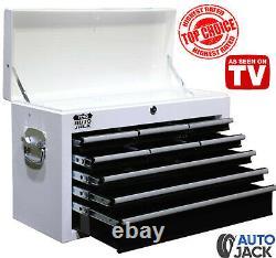 Coffre De Rangement Verrouilleur Autojack 9 Drawer Metal Tool Cabinet Top Box Pour Rollcab