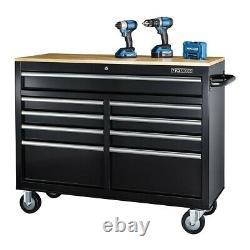 Coffre-outil Coffret Rangement Roulant Tiroir Organisateur Garage Mobile Workbench