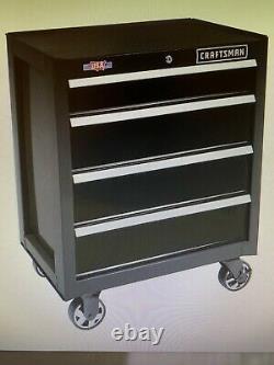 Craftsman 2000 Série 26-en 4-boîte À Outils De Dessinateur (noir) 721615314756