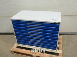Embout Verso 9 Tiroir D'armoire Largeur 1000mm X Profondeur 550mm X Hauteur 750mm