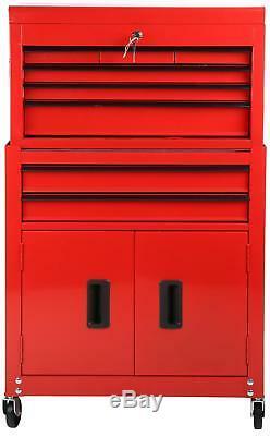 Halfords Diy Storage Store Garage Atelier Coffre Coffre À 8 Tiroirs