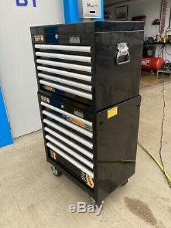 Halfords Industrial Tool Box 6 Tiroirs Coffre À 6 Tiroirs Utilisé